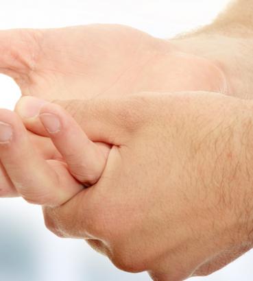 trigger finger pain relief Singapore