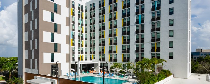 Outstanding Residential Experience at Opera Tower, Miami