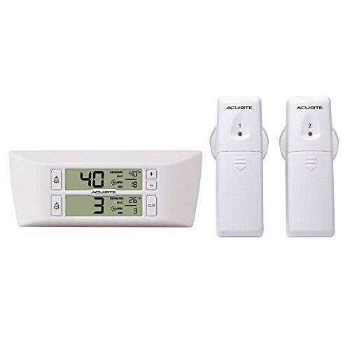 freezer thermometer alarm
