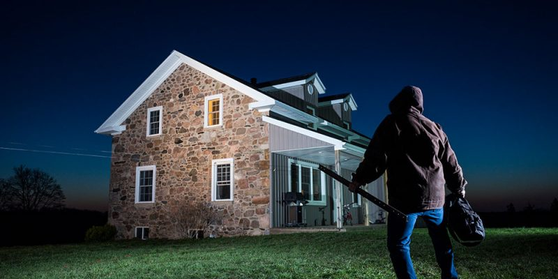 How to protect your house from intruders